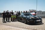Nouveau record sur le Ring pour la Porsche 911 GT2 RS