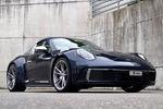 One-off Porsche 911 (992) Targa par Ares Design