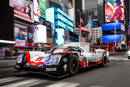Porsche 919 Hybrid LMP1 à New-York City