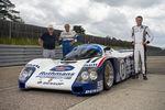 Porsche Moments : Hans-Joachim Stuck et la Porsche 962 C