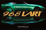 Porsche 968 L