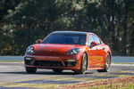Record : la Porsche Panamera Turbo S se distingue à Road Atlanta