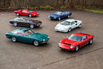 RM Sotheby's : une collection Lamborghini à Paris