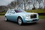 Rolls Royce : un modèle électrique baptisé Silent Shadow en vue ?