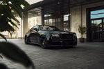 Rolls-Royce Wraith Black Badge Overdose par Spofec