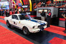 Mustang Shelby GT350R Competition 1965 - Crédit photo : Mecum Auctions