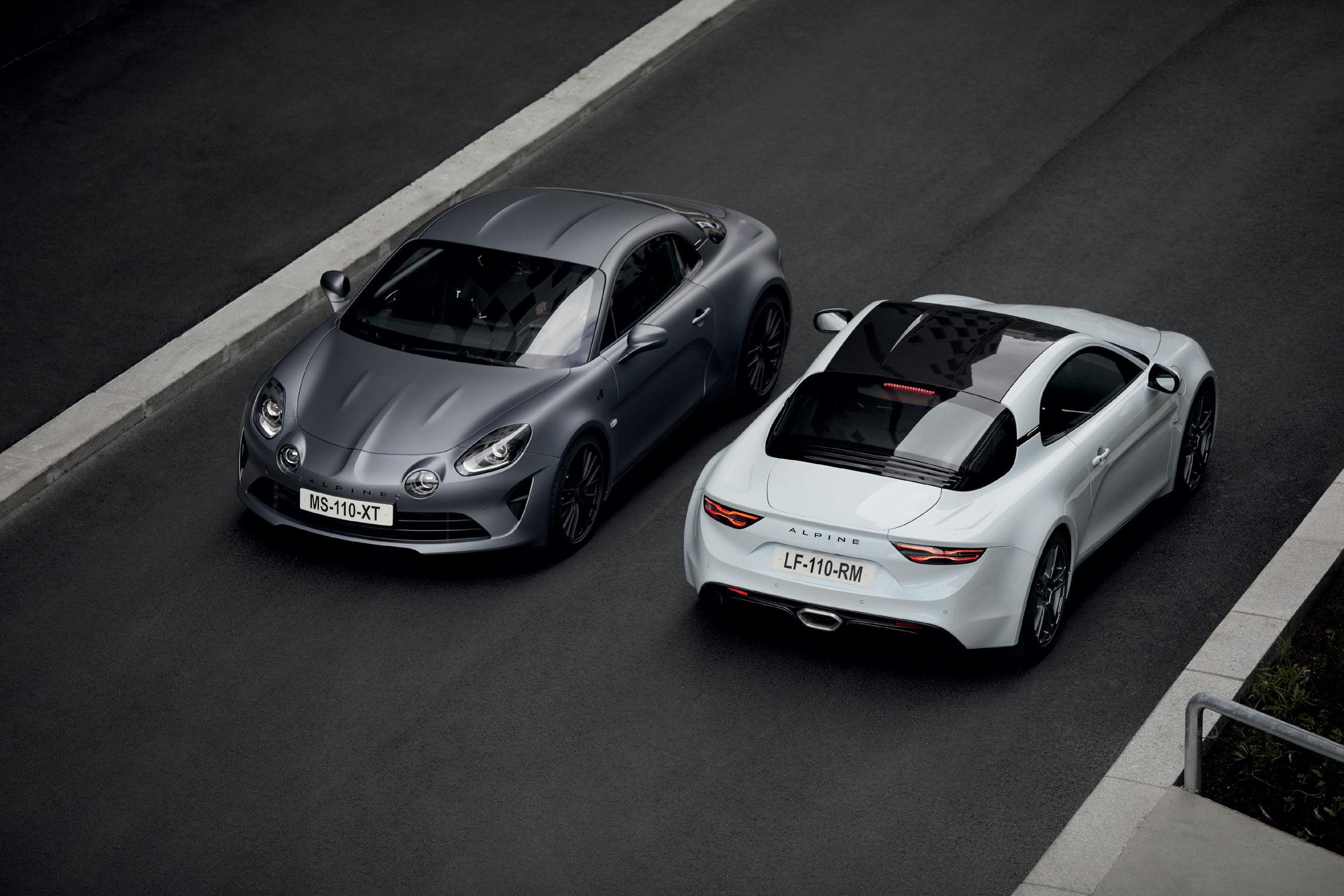 Alpine A110 S : puissance, prix, tout savoir sur cette nouvelle version