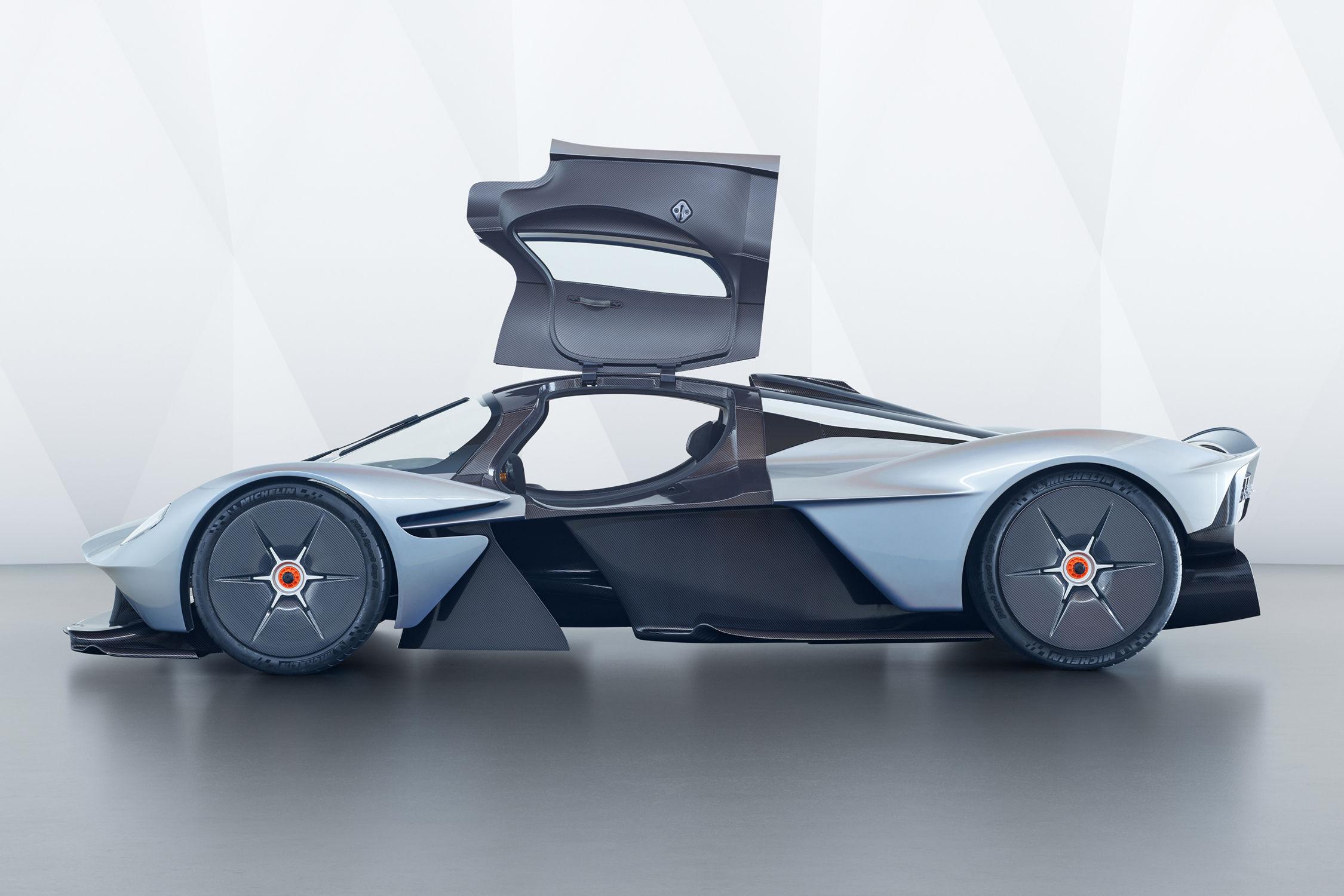 L'Aston Martin Valkyrie (2019) aura une suite