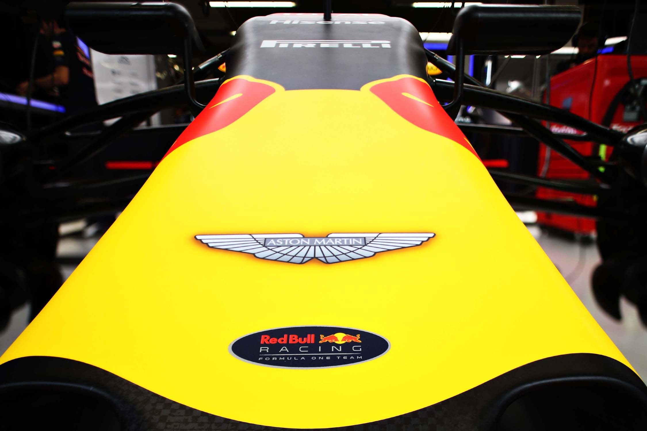 F1 - Aston Martin sponsor-titre de Red Bull Racing dès 2018