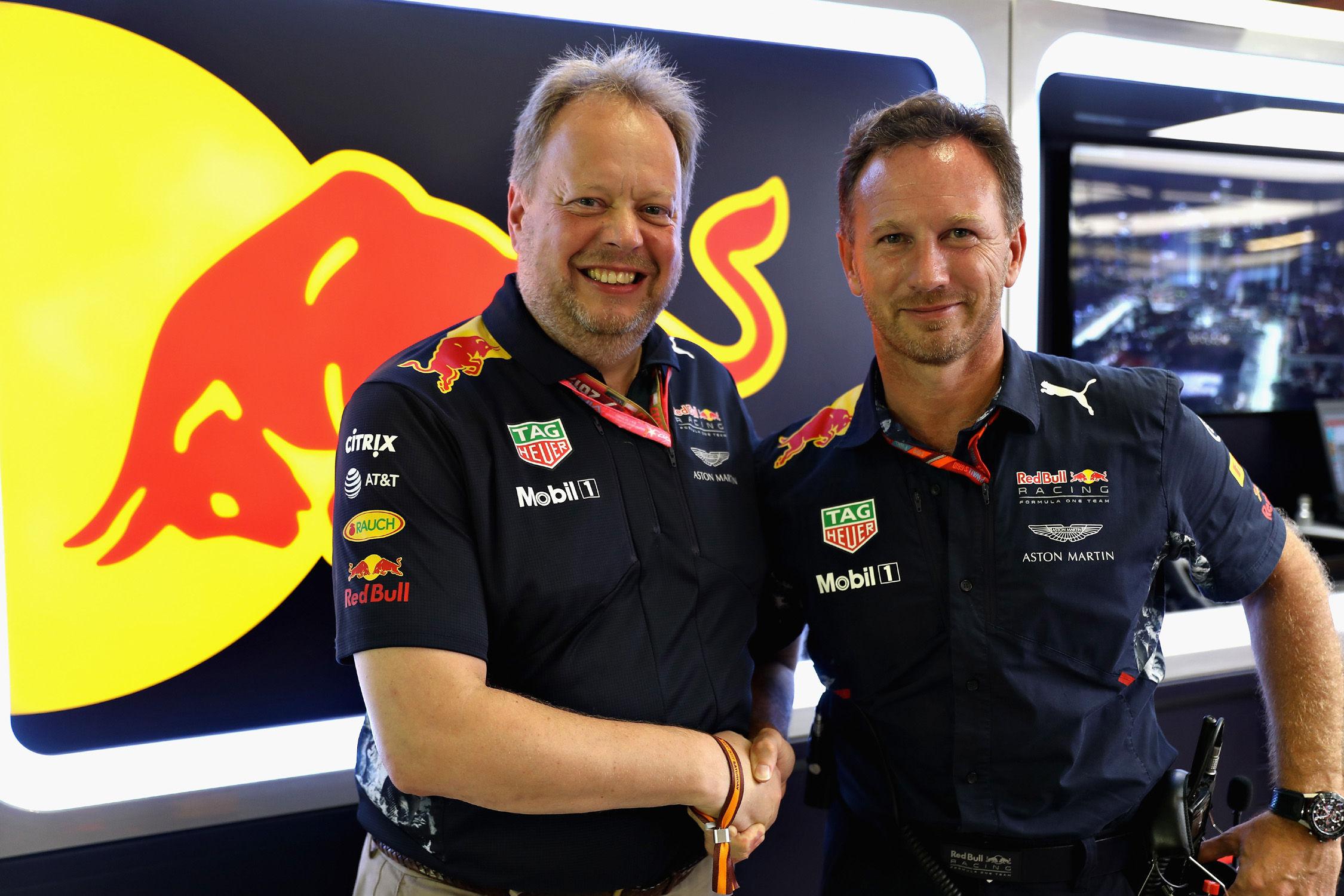 Aston Martin devient le sponsor principal de Red Bull