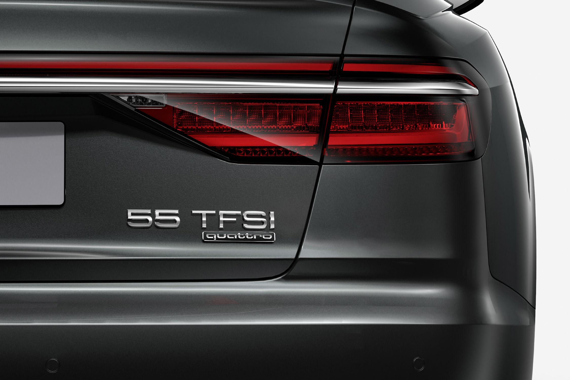 Audi modifie la désignation de ses modèles