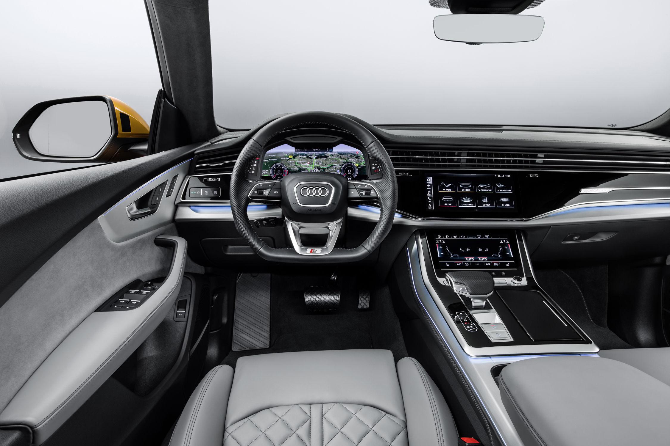 Nouveau SUV Audi Q8 - actualité automobile - Motorlegend