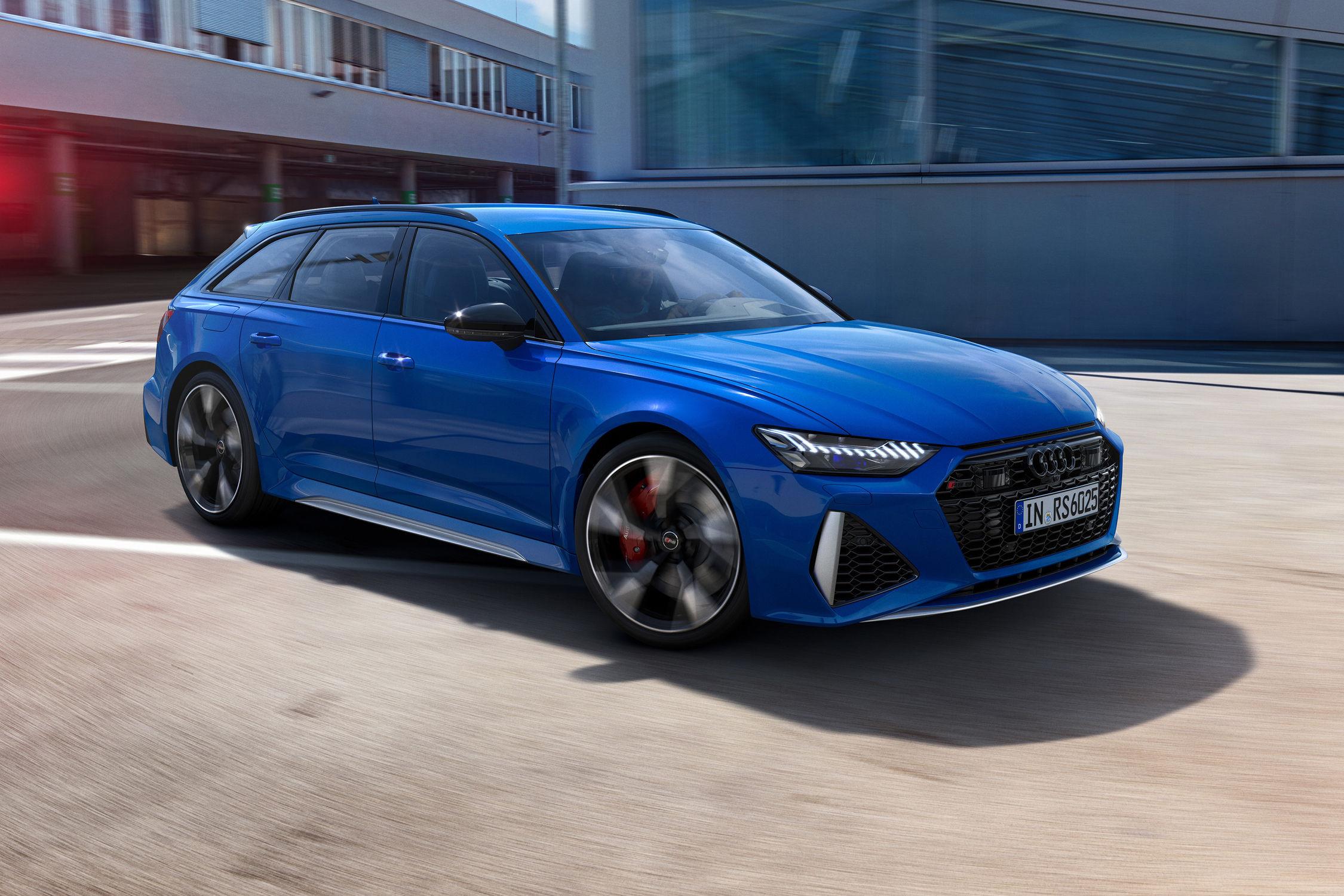 Un pack 25ème anniversaire pour les modèles Audi RS - actualité automobile - Motorlegend