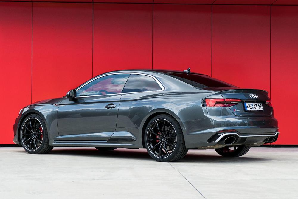 510 ch pour lAudi RS5 revue par ABT Sportsline  actualité automobile  Motorlegend