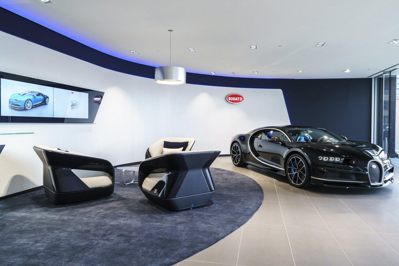 Le Design De La Bugatti Chiron Prim 233 Actualit 233