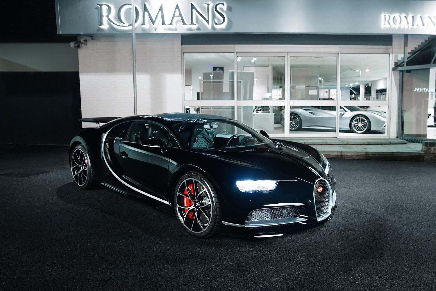a vendre bugatti chiron d 39 occasion actualit automobile motorlegend. Black Bedroom Furniture Sets. Home Design Ideas
