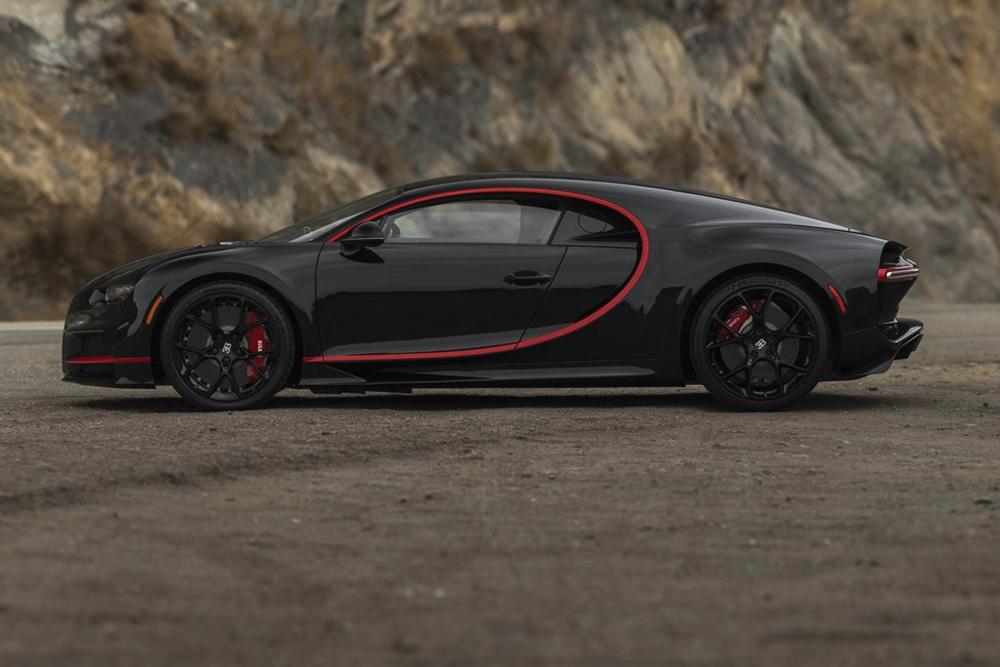 rm sotheby's : bugatti chiron 2017 - actualité automobile