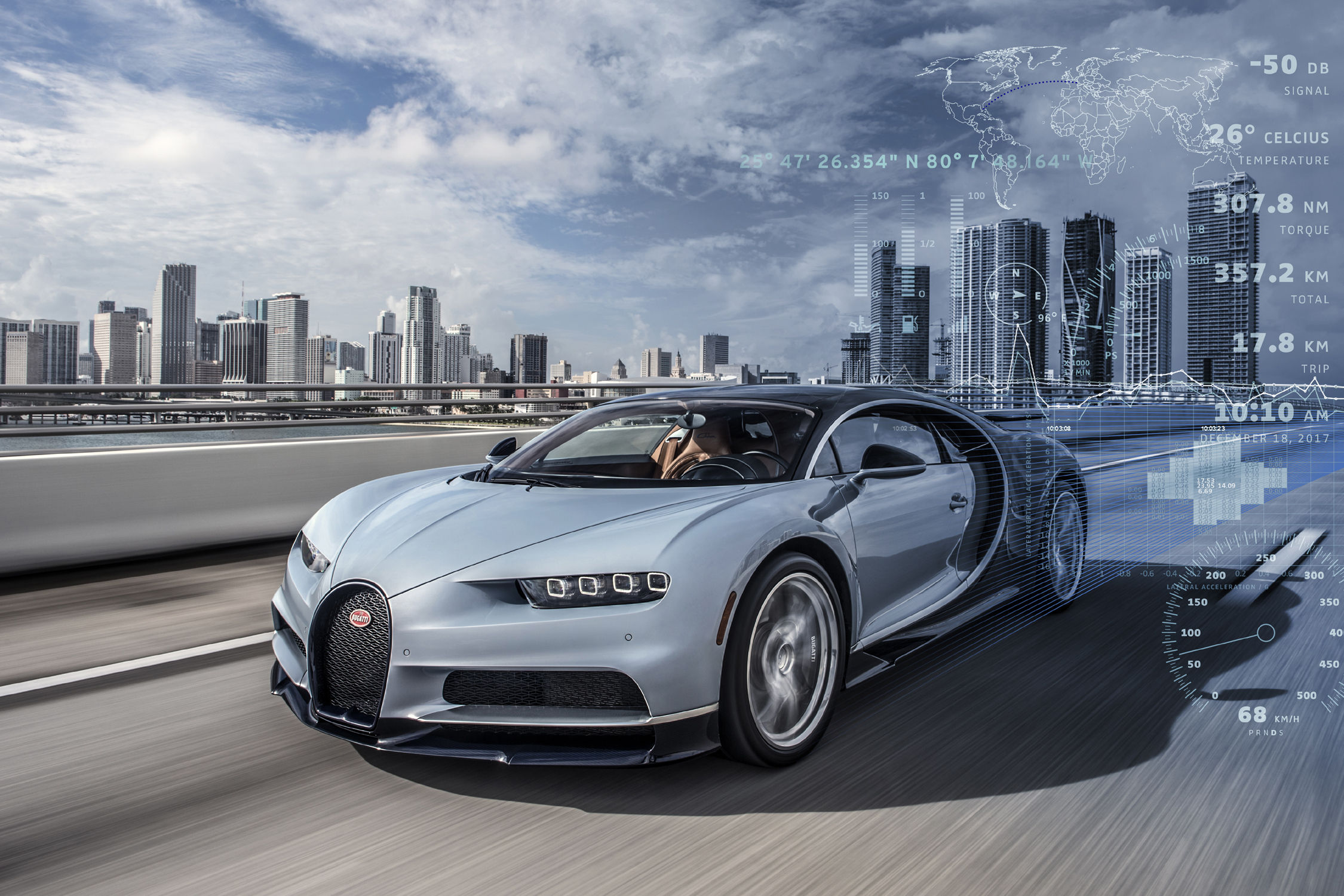 bugatti chiron une assistance unique digne de la f1 actualit automobile motorlegend. Black Bedroom Furniture Sets. Home Design Ideas
