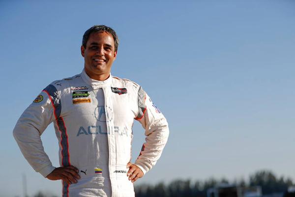 Montoya au départ des 24 Heures du Mans !