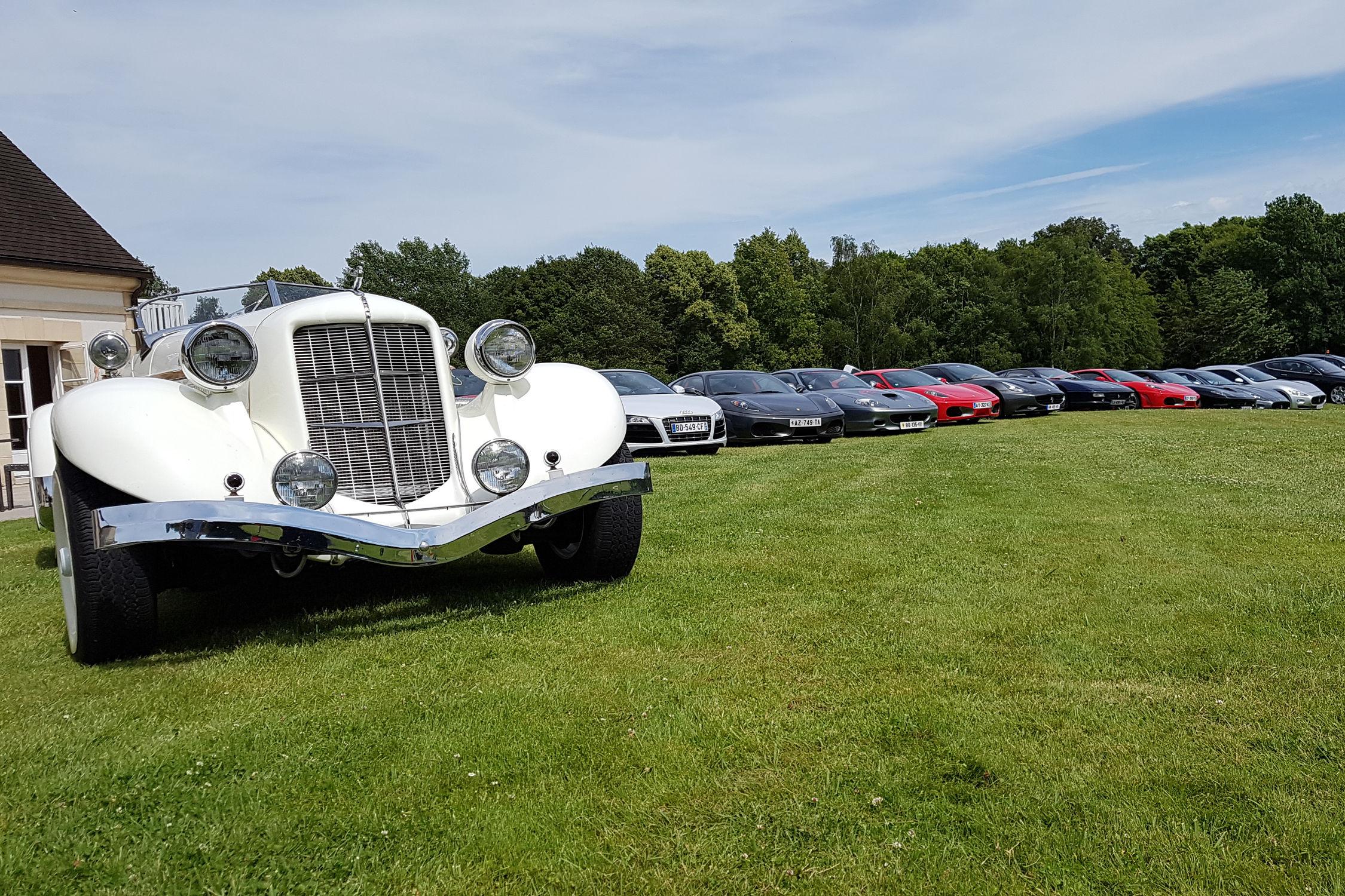 14 me rallye automobile pour chantilly cars prestige for Chantilly cars prestige societe