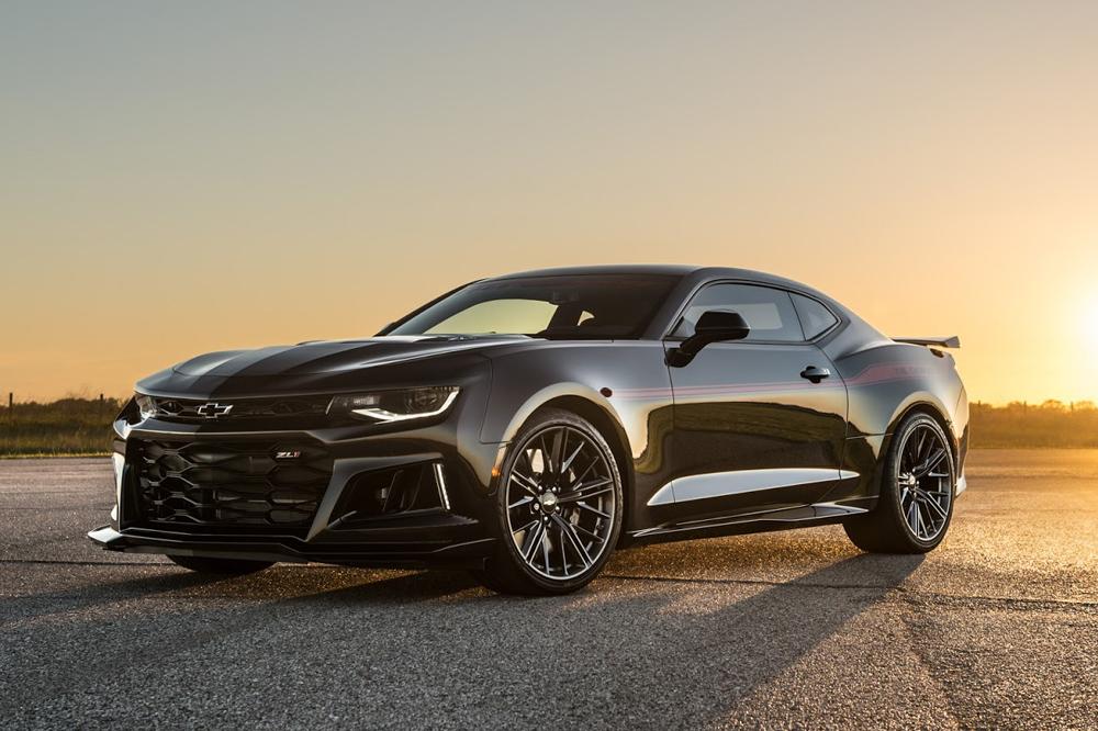 The Exorcist : Hennessey chasse le démon avec la Camaro ZL1 - actualité automobile - Motorlegend