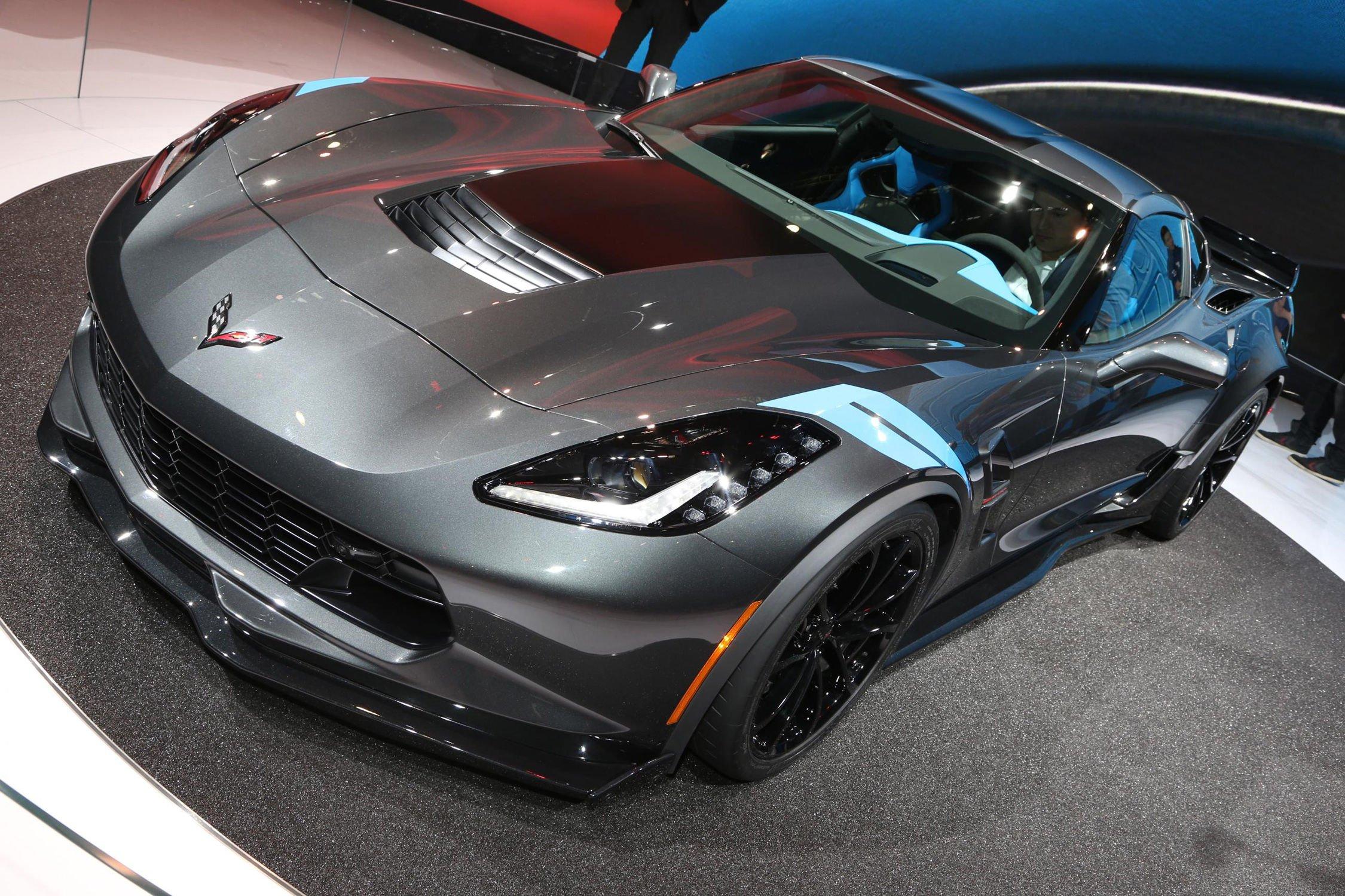 Une Version Grand Sport Pour La Chevrolet Corvette