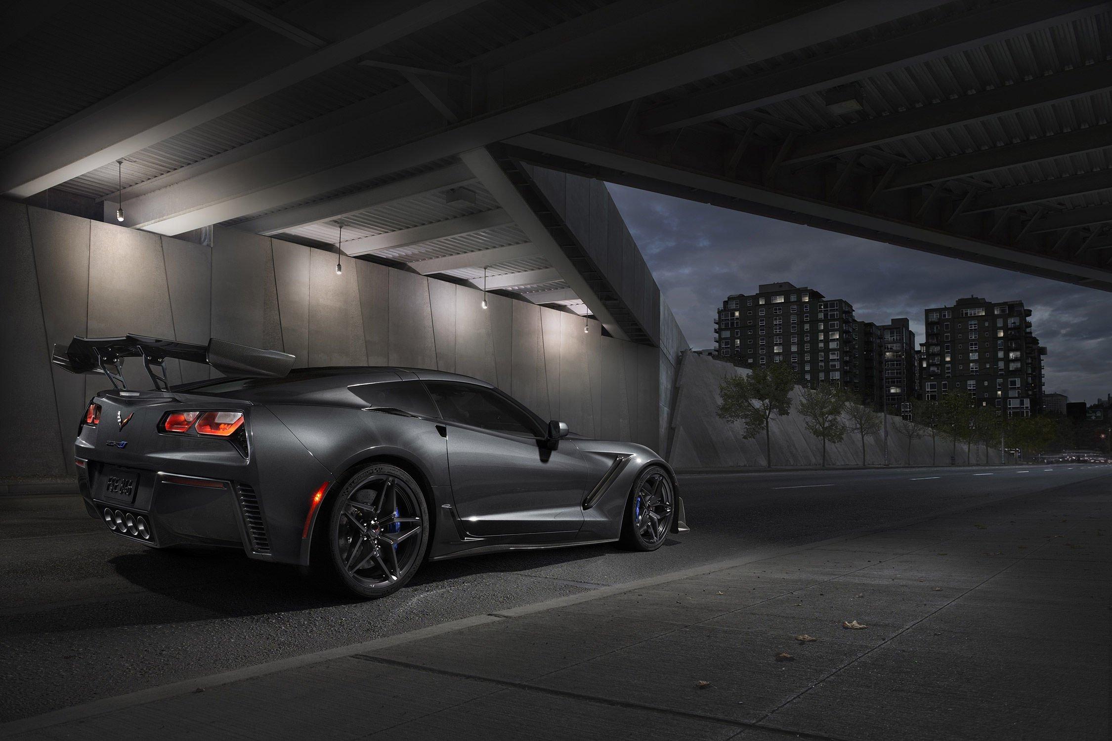 la premi re corvette zr1 2018 propos e aux ench res actualit automobile motorlegend. Black Bedroom Furniture Sets. Home Design Ideas