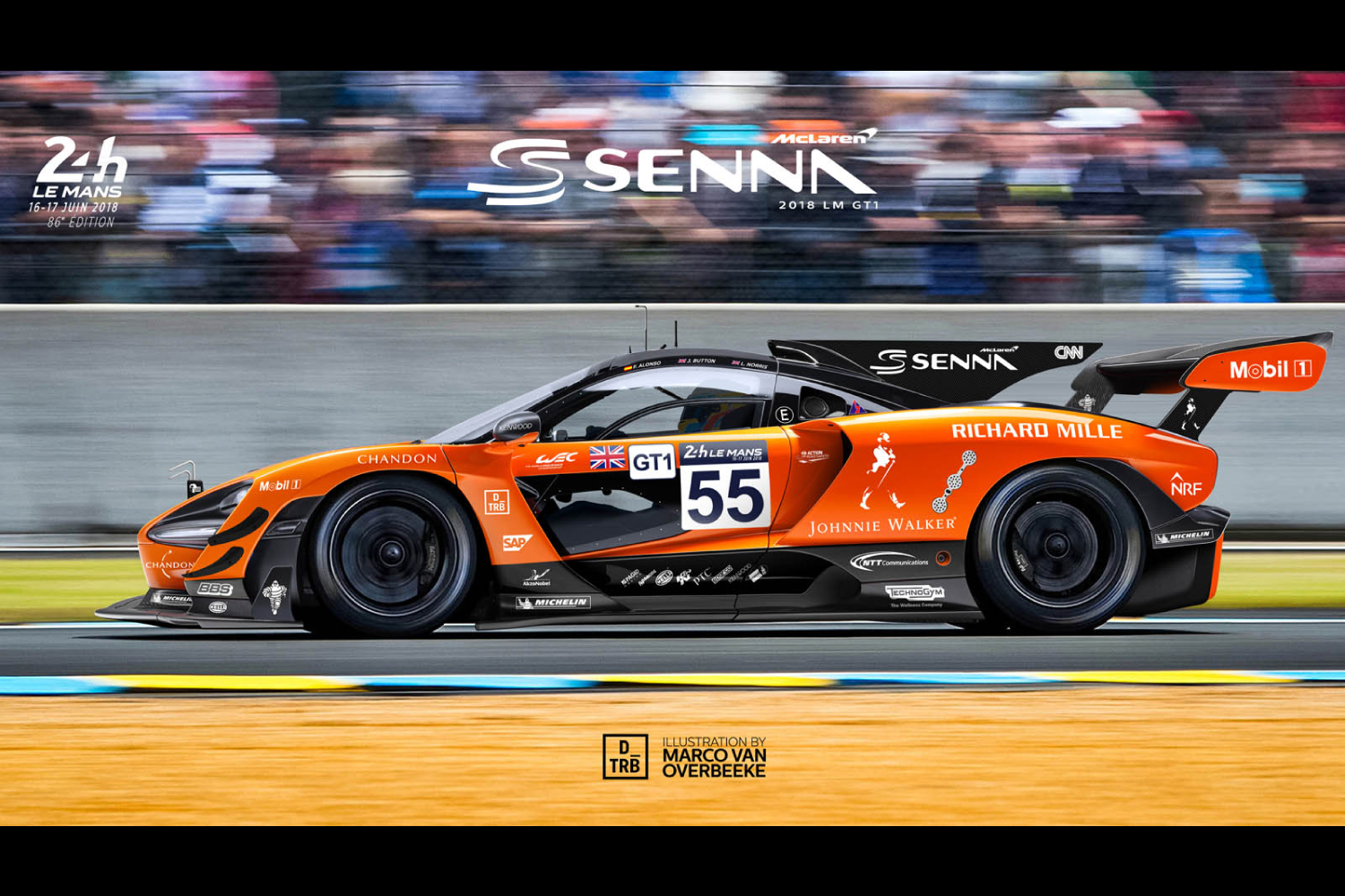 Design les supercars actuelles en mode le mans for Design piscine le mans