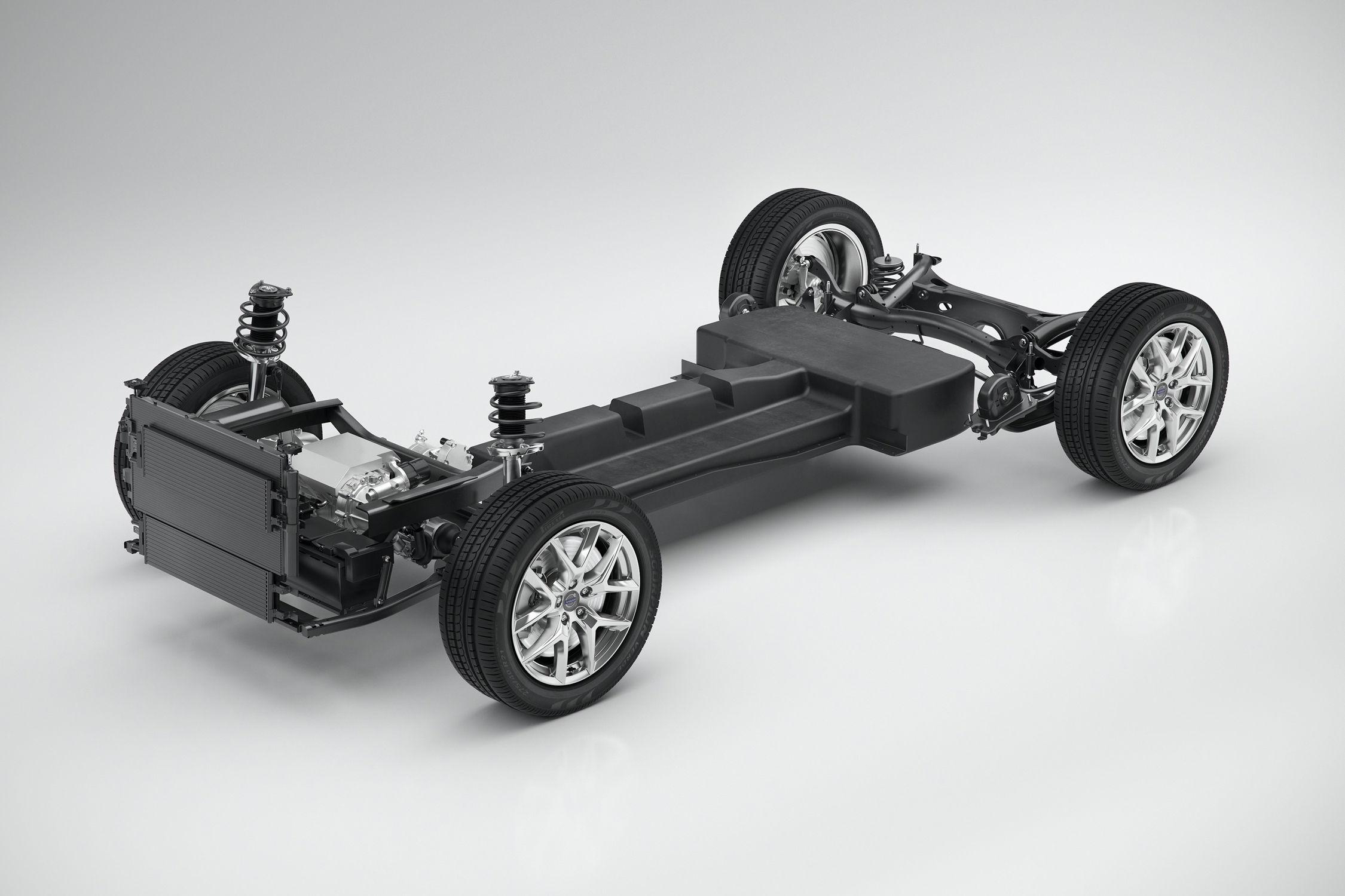 Volvo fabriquera son modèle électrique en Chine