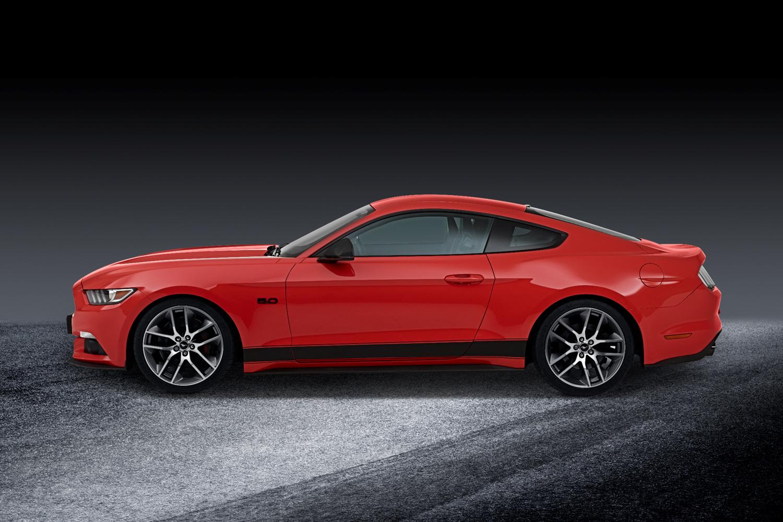 nouvelle gamme ford performance parts actualit automobile motorlegend. Black Bedroom Furniture Sets. Home Design Ideas