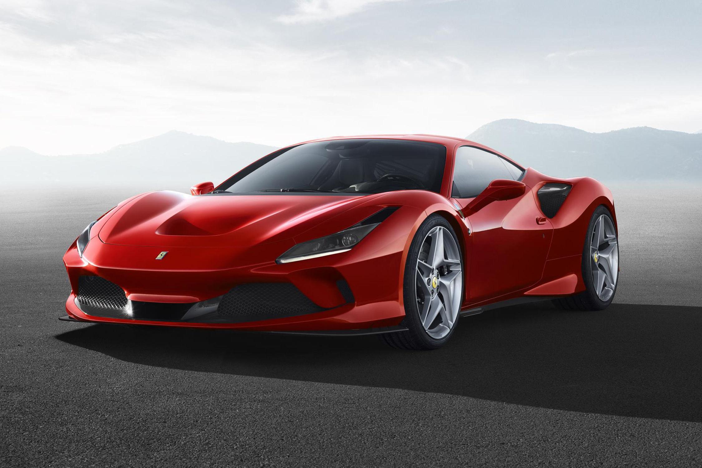 1 000 ch attendus — Nouvelle Hypercar Ferrari