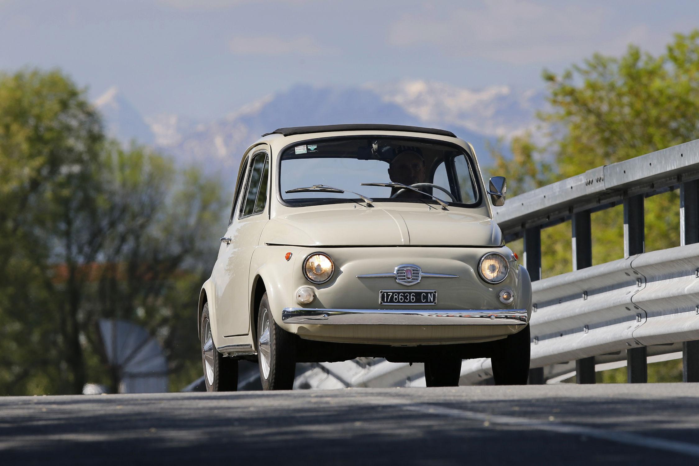 La Fiat 500 fête ses 60 ans par une entrée au MoMa