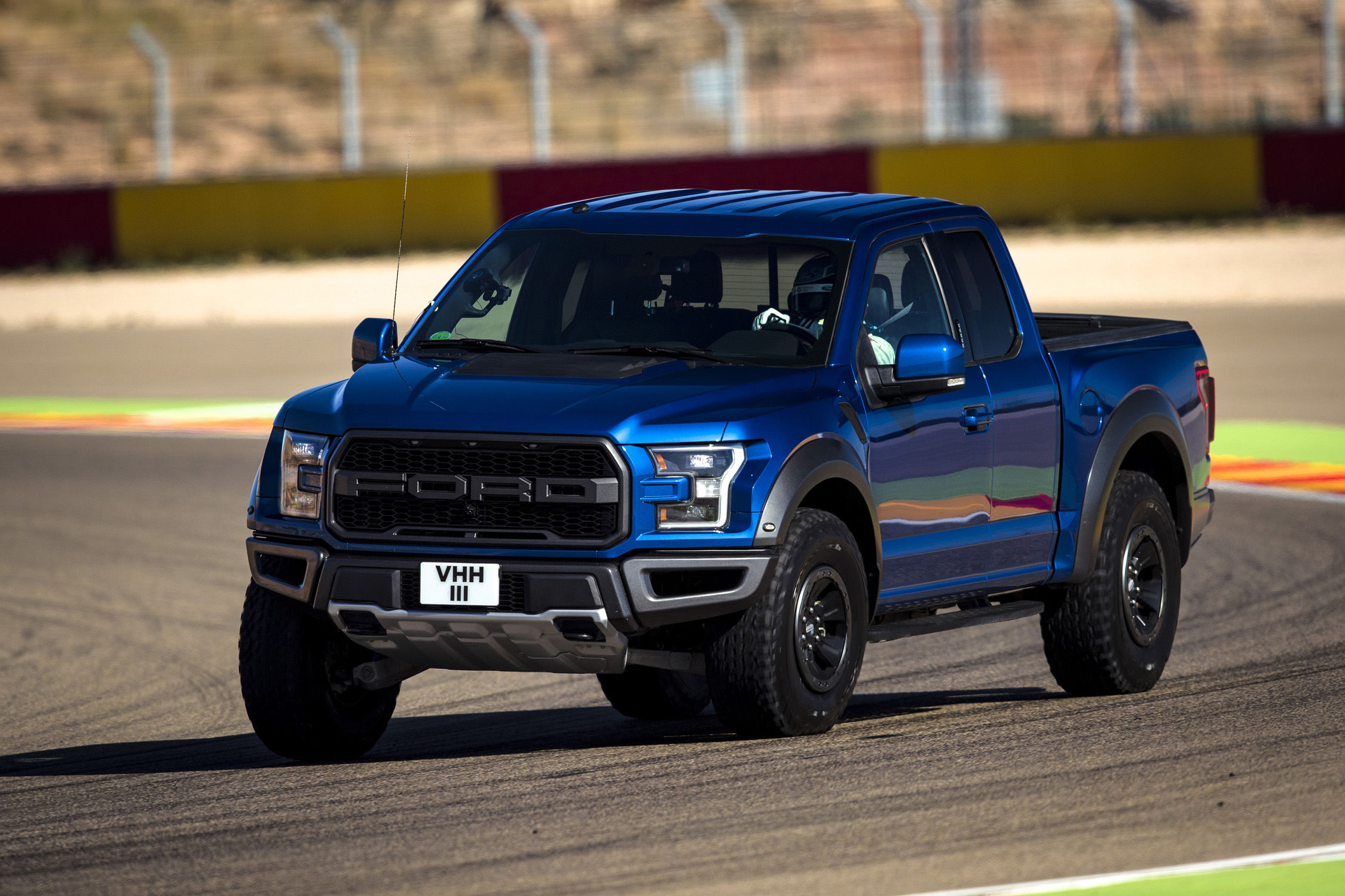 Challenge insolite à Aragon — Ford Performance