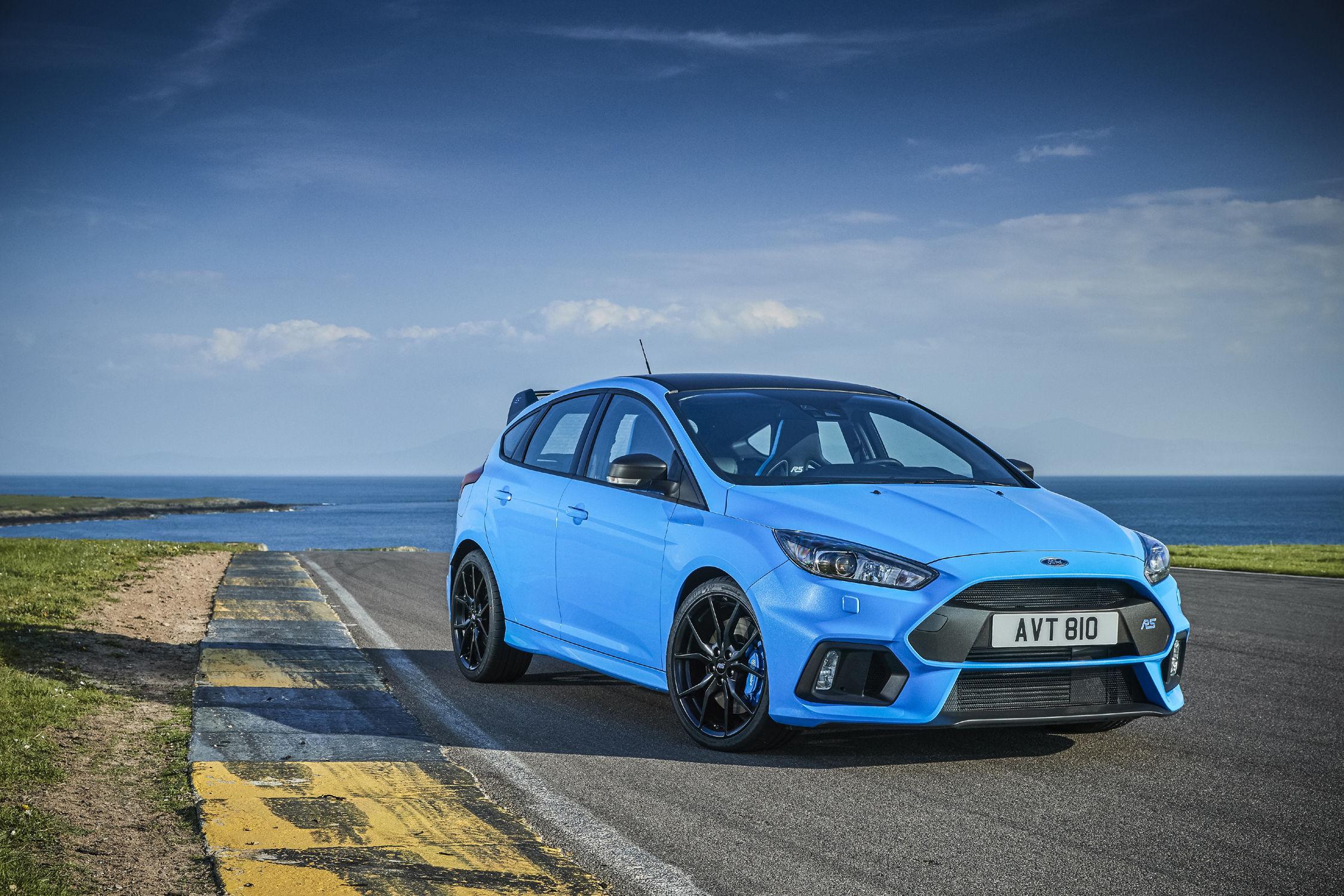 Ford annonce un pack performance sur la Focus RS