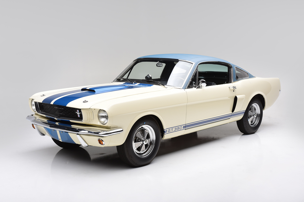 un prototype shelby gt350 de 1966 aux ench res actualit automobile motorlegend. Black Bedroom Furniture Sets. Home Design Ideas