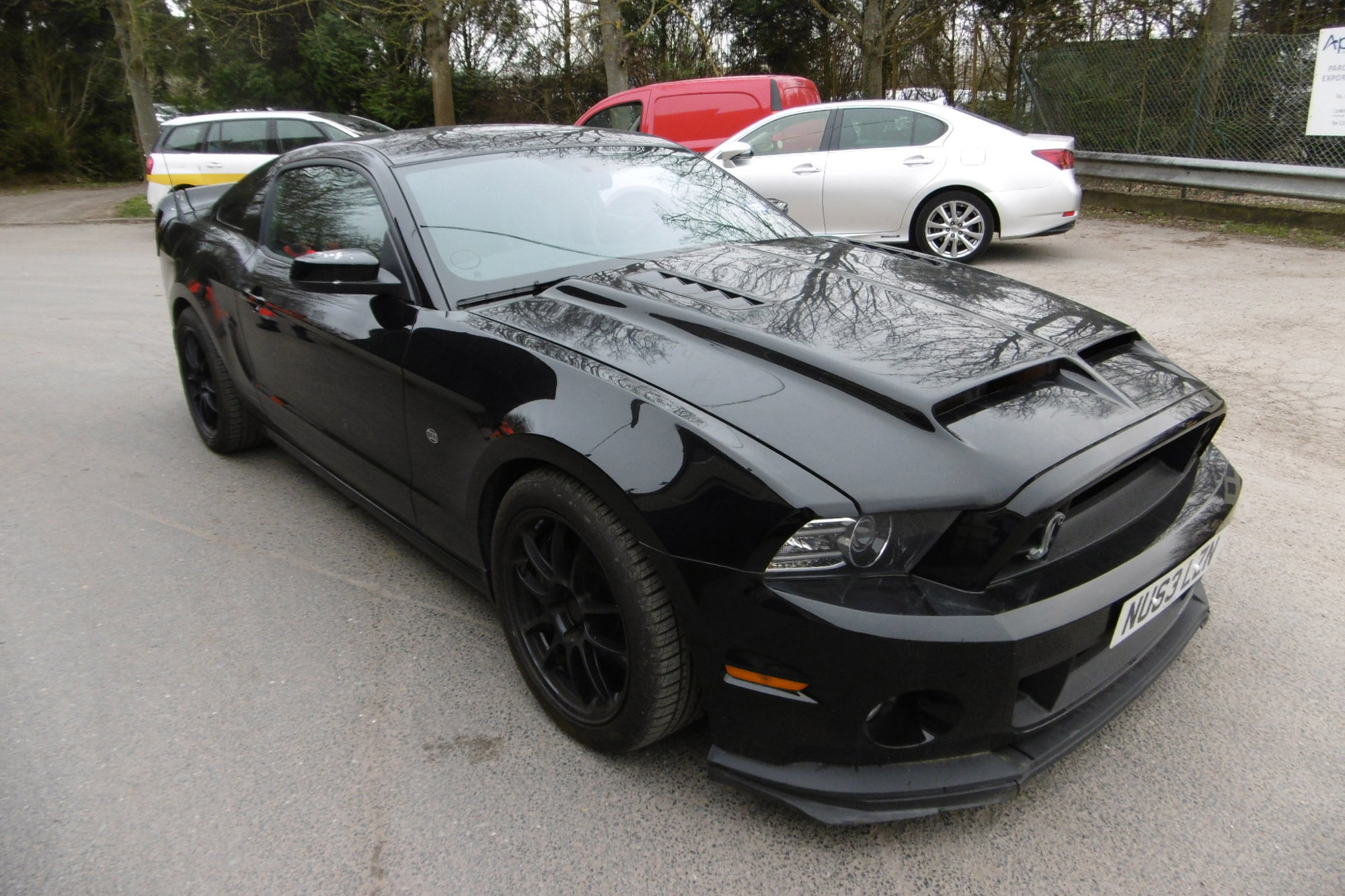 Ench 232 Res Ford Mustang Shelby Gt500 2014 Actualit 233