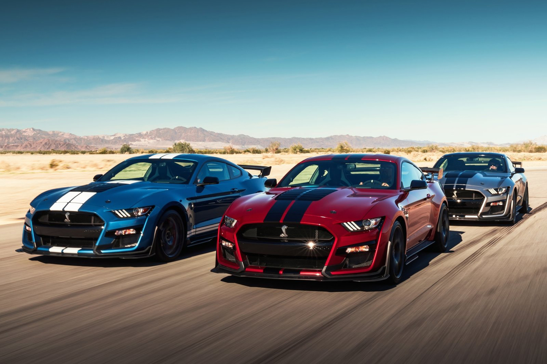 Actualité automobile: Pas de Mustang Shelby GT500 pour l'Europe