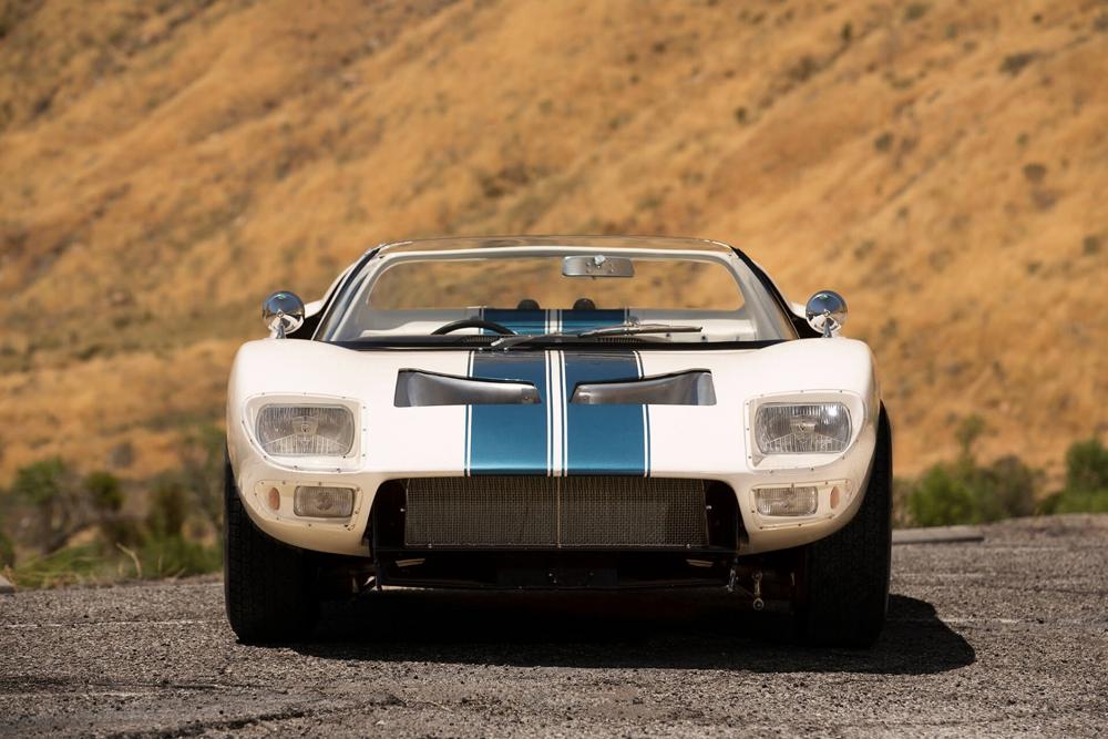 Ford lance la superbe GT 67 Heritage Edition en édition (très) limitée