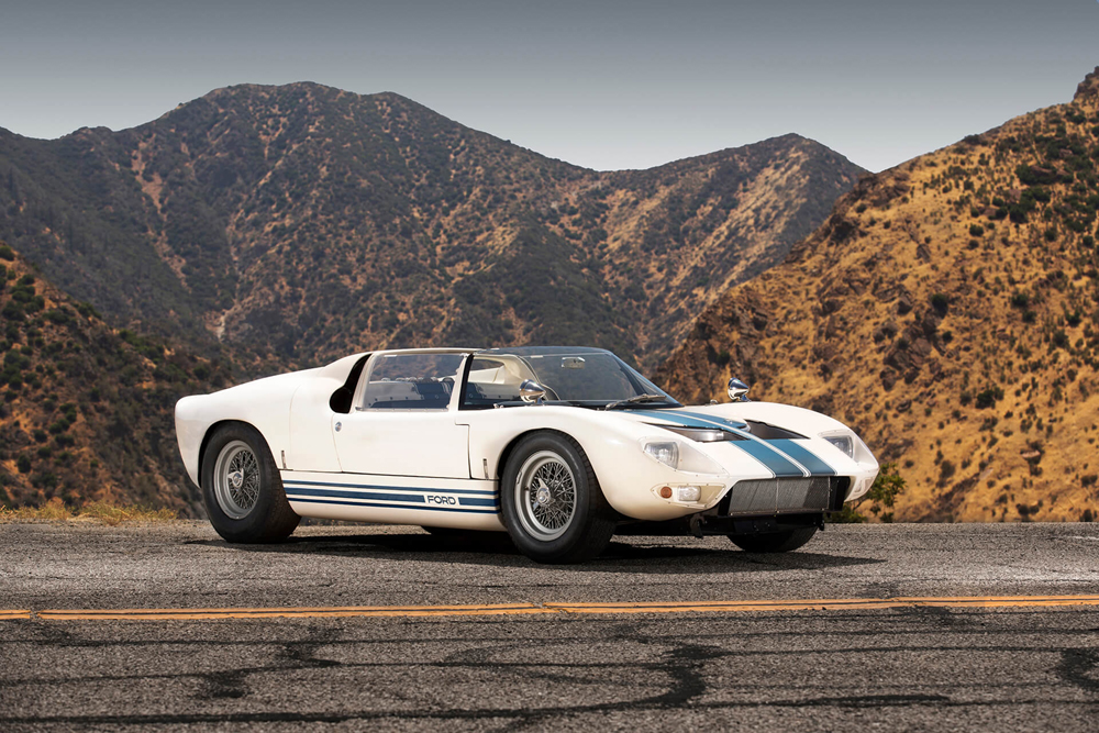 Ford lance la GT '67 Heritage Edition