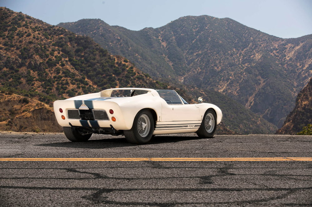 Ford lance la GT '67 Heritage Edition