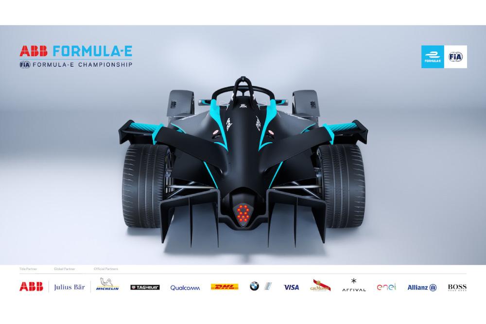 La Formule E dévoile sa prochaine voiture très futuriste