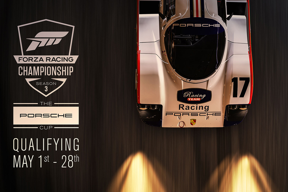 Les 24 Heures du Mans esports avec Forza Motorsport et Porsche