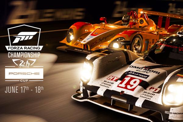 Forza Racing : la finale organisée aux 24h du Mans