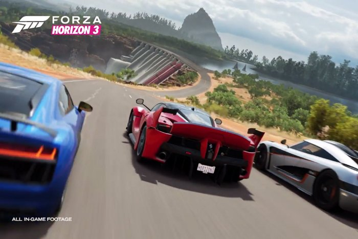 forza horizon 3 premier trailer actualit automobile motorlegend. Black Bedroom Furniture Sets. Home Design Ideas