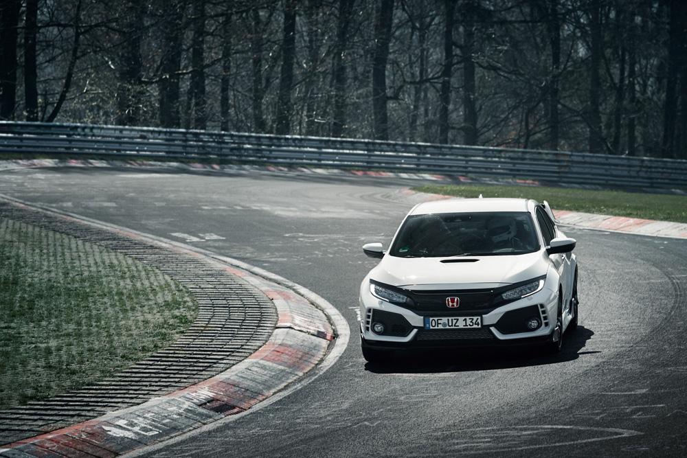 Nouvelle Honda Civic Type R : à partir de 38 910 €