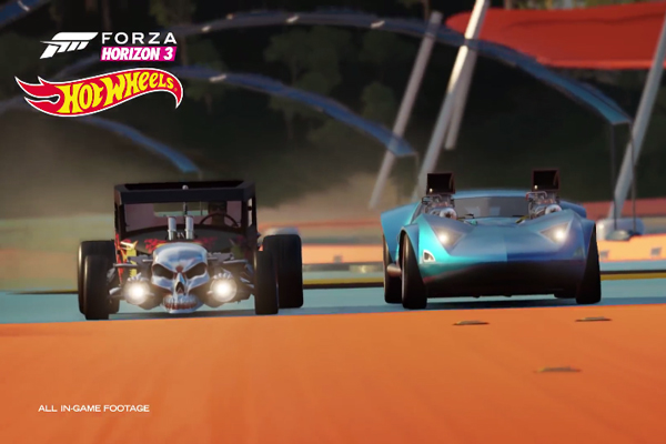 hot wheels arrive dans forza horizon 3 actualit automobile motorlegend. Black Bedroom Furniture Sets. Home Design Ideas