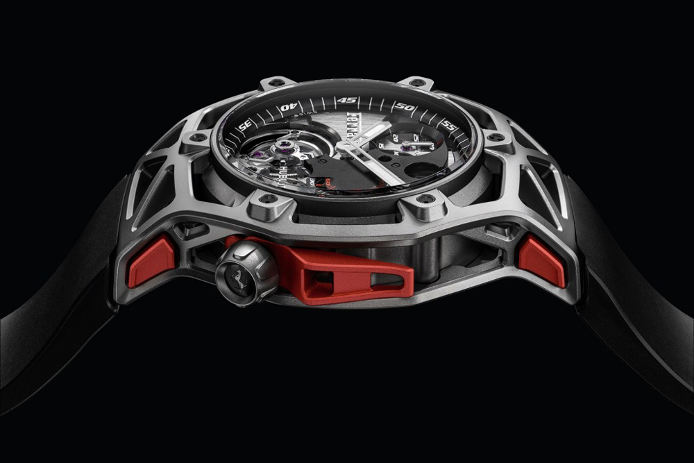 une montre hublot pour les 70 ans de ferrari actualit automobile motorlegend. Black Bedroom Furniture Sets. Home Design Ideas