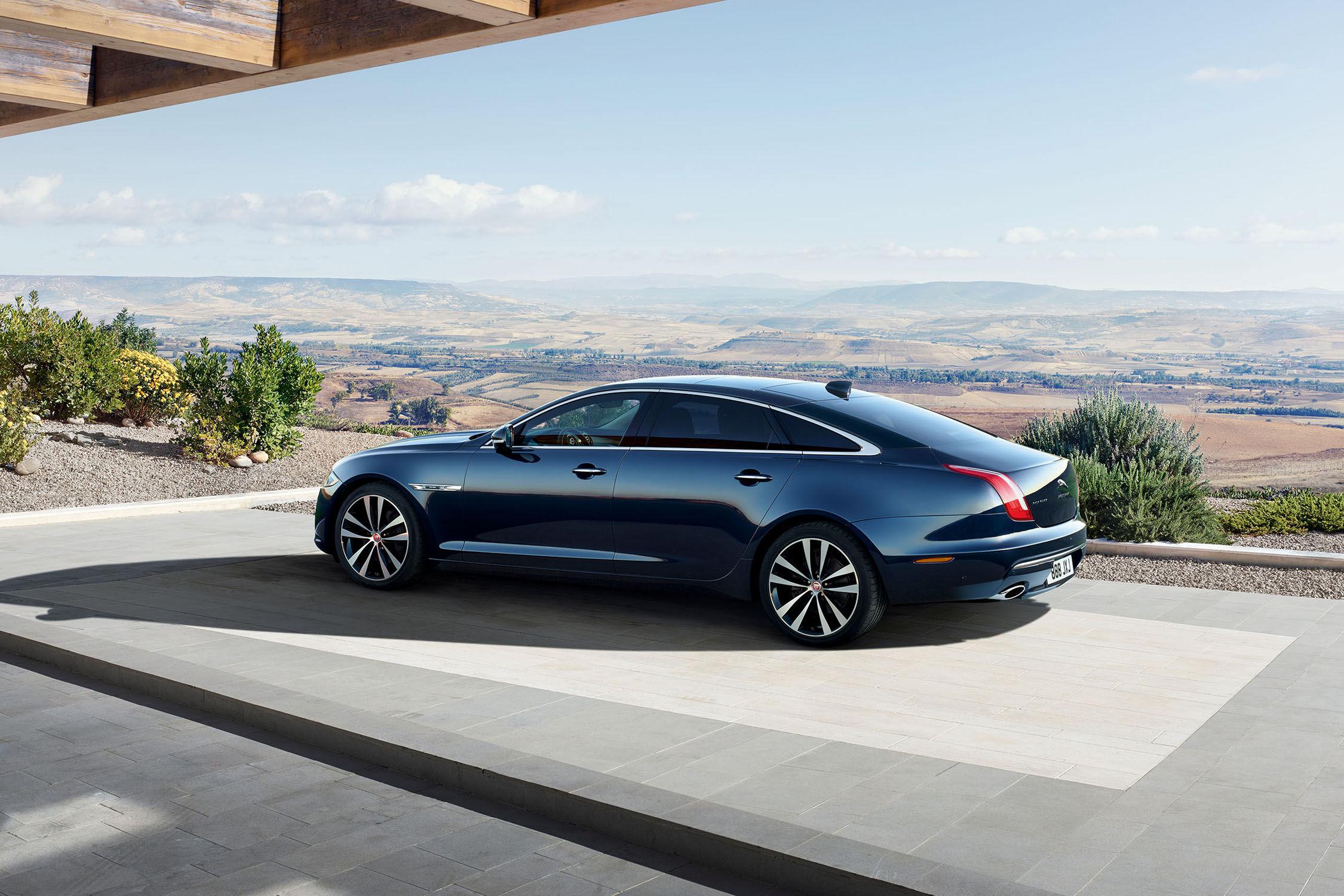 Jaguar fête les 50 ans de la XJ avec une édition spéciale