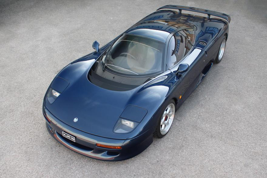A vendre : Jaguar XJR-15 1991 - actualité automobile ...