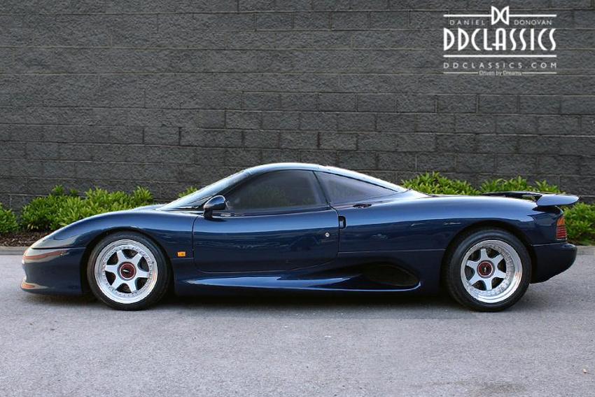 a vendre jaguar xjr 15 1991 actualit automobile motorlegend. Black Bedroom Furniture Sets. Home Design Ideas